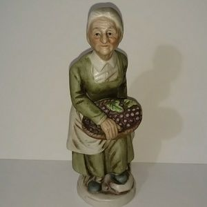 Collectible figurine home decor